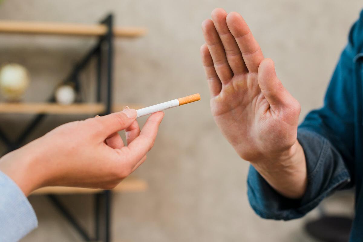 Stoppen met roken - Praktijk Vitas